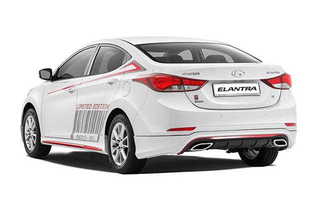 Hyundai Elantra Sport Limited Edition发布!限量999台!