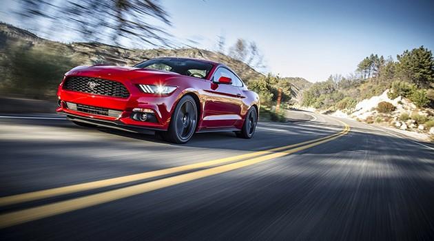 奔放野马!Ford Mustang开放预订!