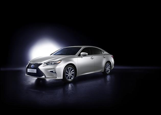 小改款Lexus ES本地正式开放预订!