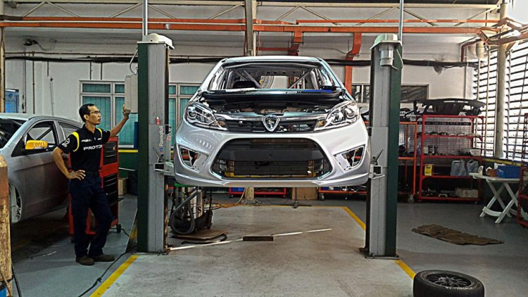 Proton Iriz R3确定参加2015 Malaysian Championship Series!