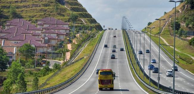 世界公路排名,大马高居第十九名!