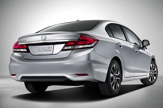 Honda Civic 2.0 FL,优异本质不变!