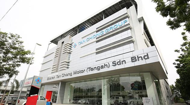 陈唱汽车 GLENMARIE旗舰4S销售服务中心正式开幕
