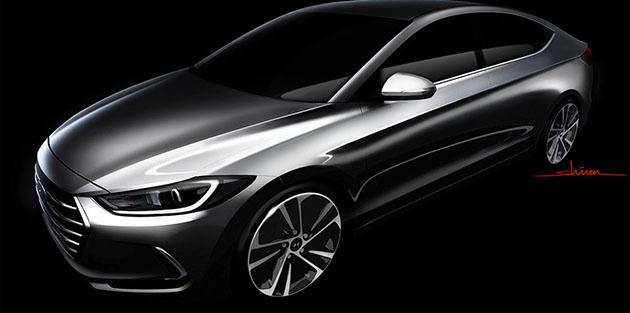 涡轮C-Segment Sedan战火一触即发!Hyundai Elantra+Honda Civic谁更优秀?
