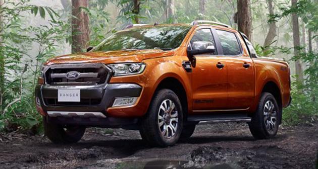 Ford Ranger回归美国市场销售!