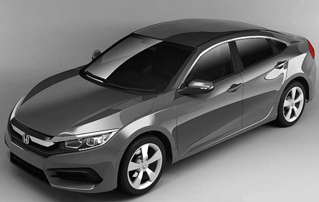 历经十代演变!Honda Civic进化史!