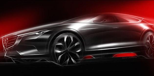 Mazda最新跨界SUV曝光,新的CX-4?