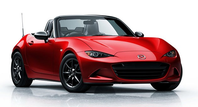 Mazda MX-5未来将有可能搭载涡轮增压引擎!