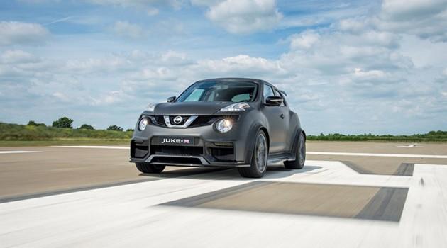 性能小青蛙Nissan Juke-R 2.0!战神心脏入列!