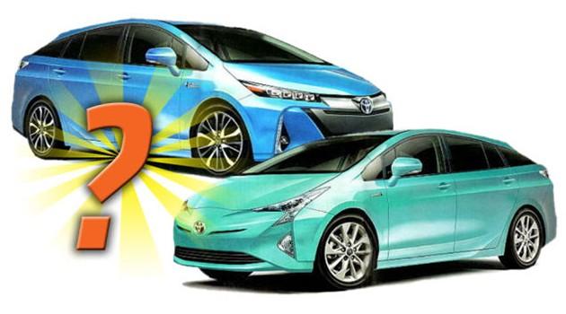 新世代省油王!Toyota Prius 9月正式亮相!