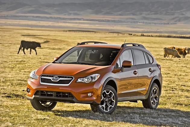 插电混合动力系统由Toyota操刀!新一代的Subaru XV将有Plug-in Hybrid车型!