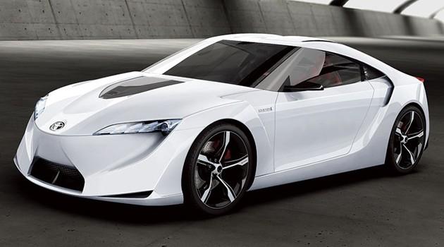 Toyota FR小跑车开发终止因为Mazda MX-5太好卖?