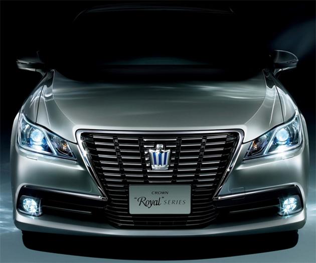 2.0涡轮引擎下放平民品牌!Toyota Crown 2.0T更有魅力!