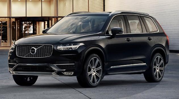 Volvo XC90大热卖!原厂被订单淹没?