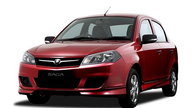 Proton Saga Plus,添加新配件!