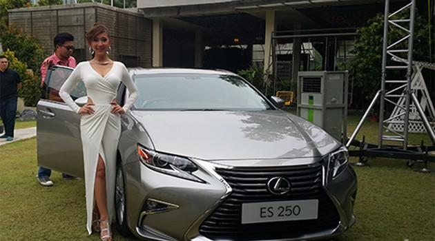 奢华再现!全新Lexus ES小改款发布!