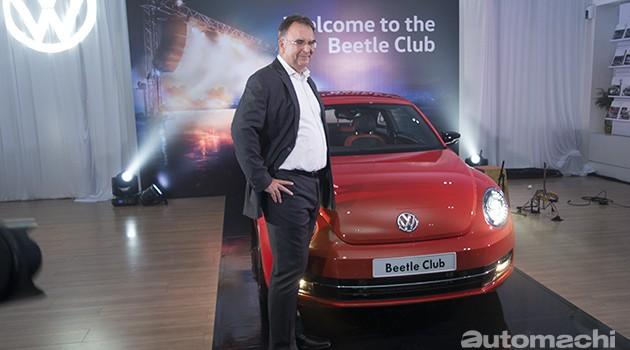 隆重欢迎Beetle加入Club 系列 ,限量50台!