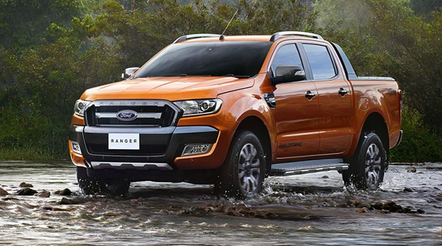 体验全新Ford Ranger,就在Tough Done Smarter Experiential Test Drive!