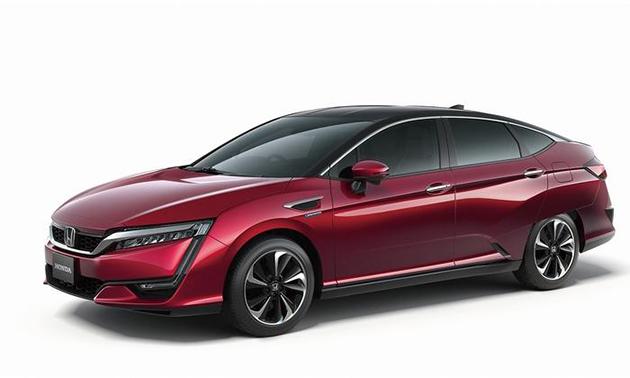 Fuel Cell时代来临!量产版Honda FCV将在东京车展亮相!