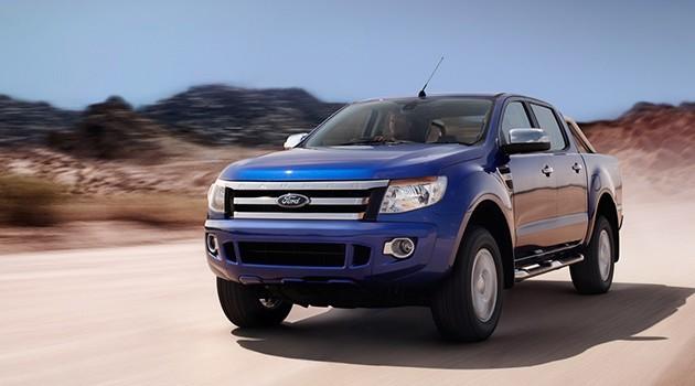Ford Ranger建功!8月份Ford卖出872辆汽车!