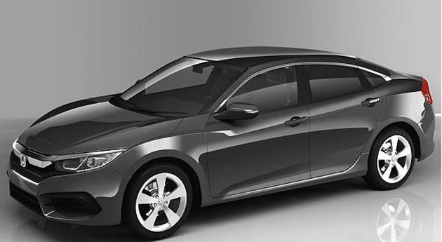 第10代Honda Civic将于9月17日于Youtube进行全球线上发表!