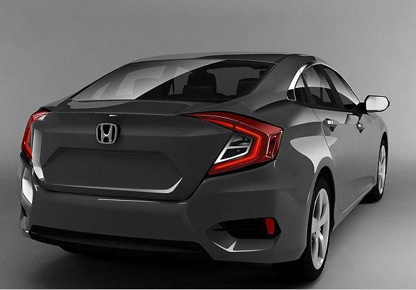 第10代Honda Civic将于9月17日于Youtube进行全球线上发表! | automachi.com