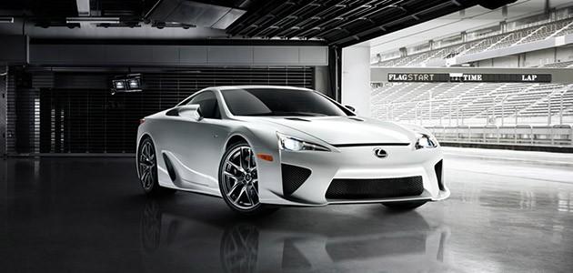 Lexus LFA王者回归!下一代车型最大马力上看800hp!