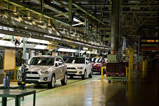 88北美!Mitsubishi确定关闭北美工厂!