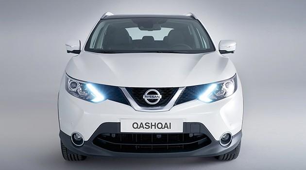 21个月产量50万!Nissan Qashqai全球热卖!