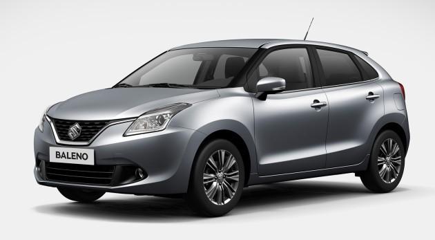 崭新1.0缸内直喷涡轮引擎入列!Suzuki Baleno量产照现身!