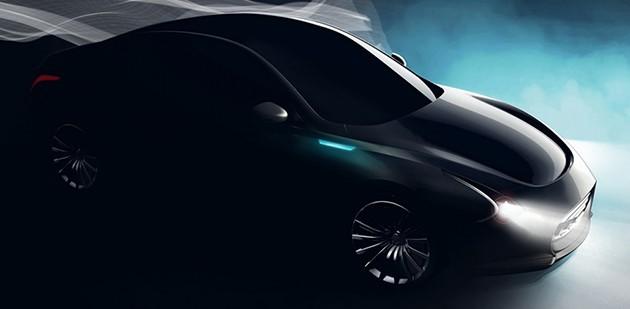Tesla杀手终于出现!台湾品牌Thunder Power首款EV Car亮相法兰克福车展!