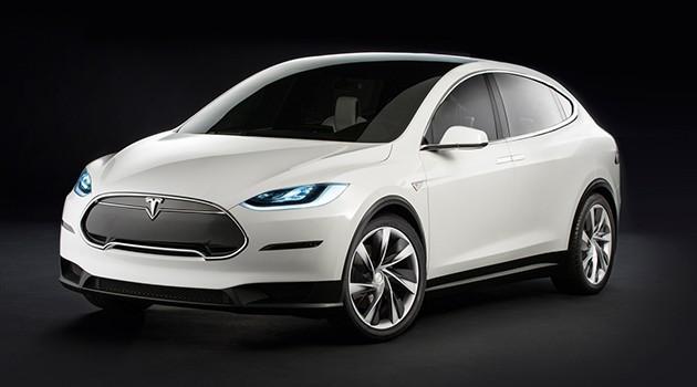地表最速SUV销量报捷!Tesla Model X订单2万7千张!