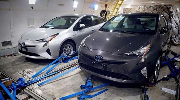 """迈向""""未来""""!第四代Toyota Prius真面目曝光!"""