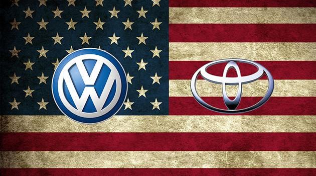 从踏板门到柴油门,谁要做垮汽车界龙头?