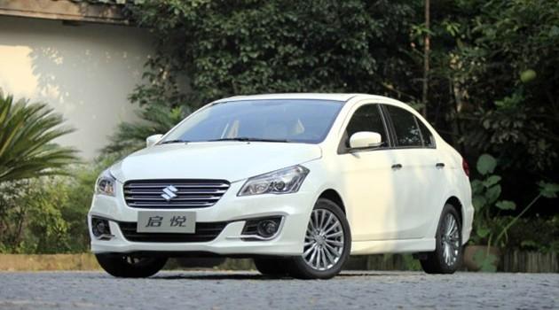 Suzuki Ciaz,下一代的Proton Saga还是Persona?
