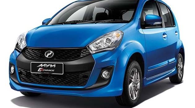 劲!标配ABS!Perodua 推出1.3 XS版本
