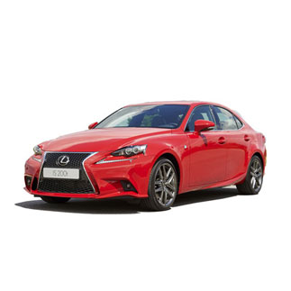 2015 Lexus IS200t Luxury