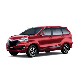 2015 Toyota Avanza 1.3 E