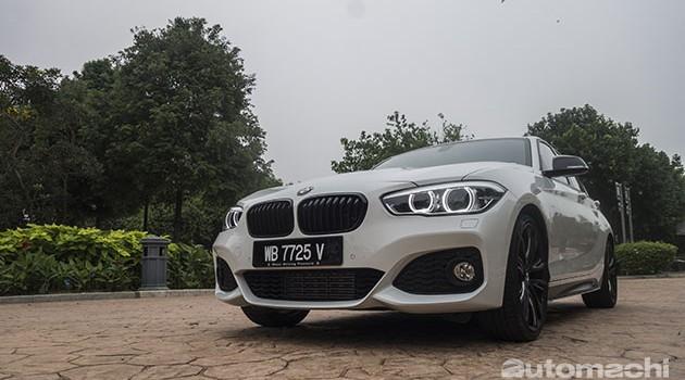 BMW 120i Performance,坚持后驱就对了!