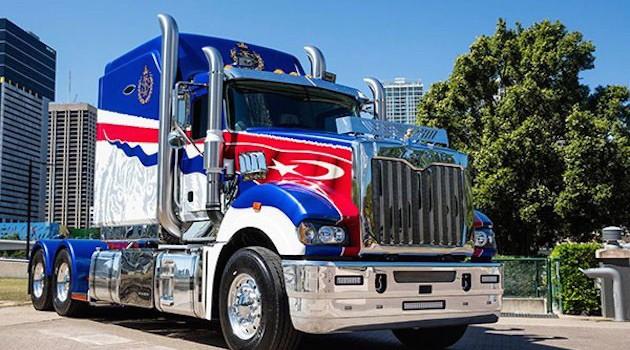 柔佛苏丹打造全球最贵的卡车!
