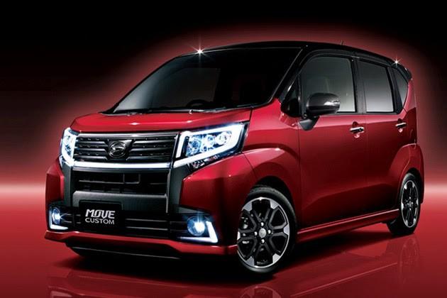 东京车展:K-Car也可以很帅气!Daihatsu Move Custom搭载660 turbo现身!