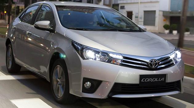 全球八月品牌销量,Toyota再次夺冠!Ford居次!