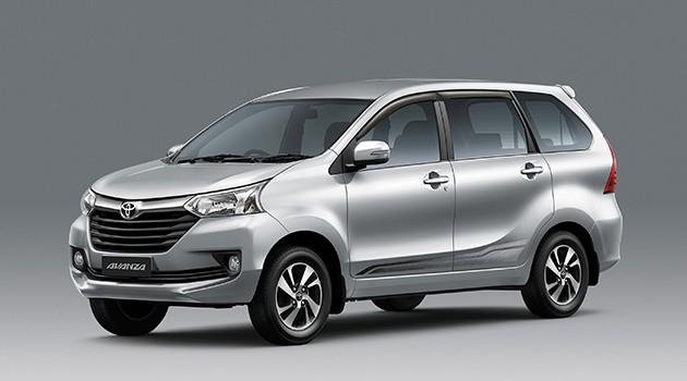 Toyota Avanza小改款正式上市!售价从RM69,072起跳!