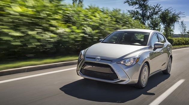 2016 Toyota Yaris Sedan发布!海外版的Vios?