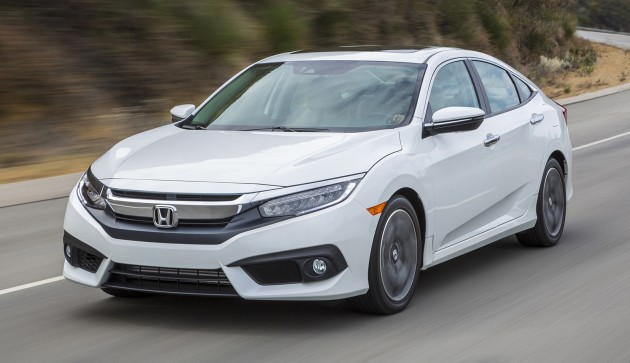 Honda Civic X明年第2季登陆我国市场!1.5 VTEC Turbo确定来临!