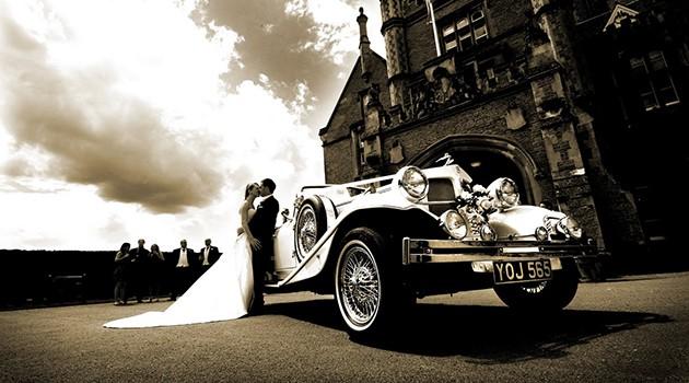一辈子一次的结婚用车,你会选择哪一种?