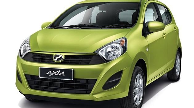 起价起价!Perodua Axia G起价RM 990!