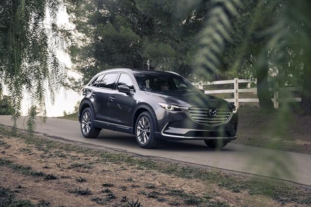 Skyactiv-G Turbo终于现身!Mazda CX-9洛杉矶车展正式发表!