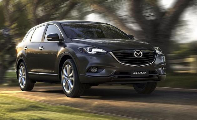 天空王者正式驾临!Mazda CX-9确定洛杉矶车展首演!
