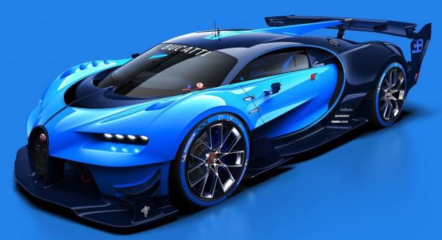 千匹凶兽终于来临!Bugatti Chiron将采用8.0L W16引擎!